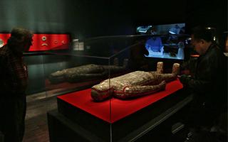 金缕玉衣等汉代珍贵文物首次亮相美国