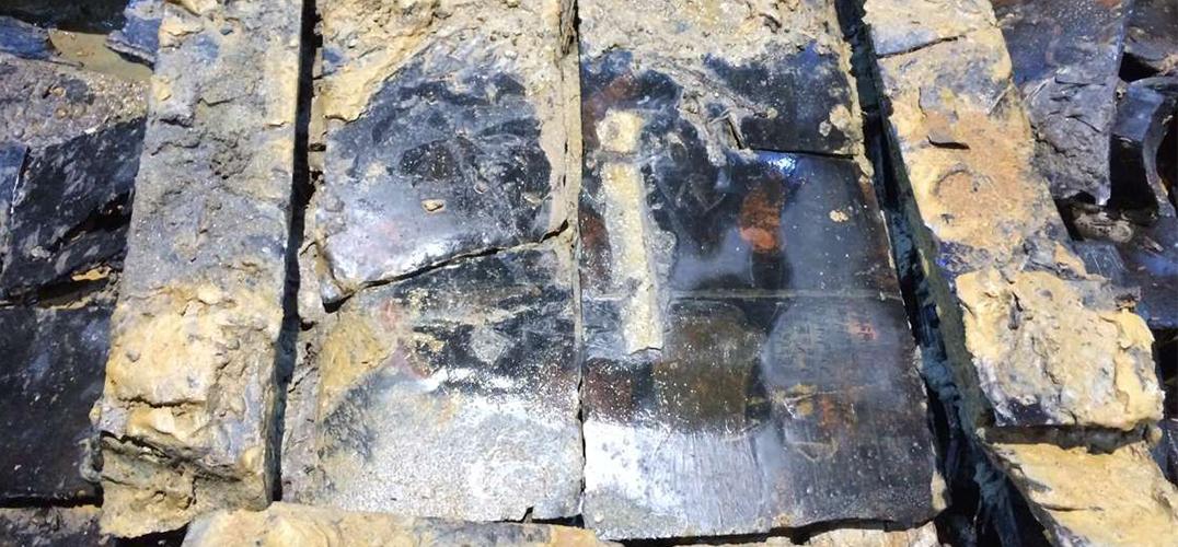 海昏侯墓出土穿衣镜或还原孔子形象