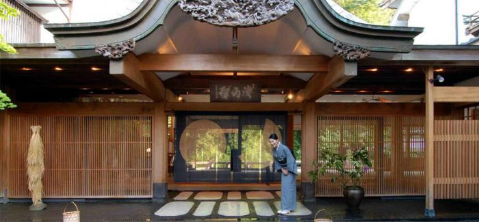 日本樱花季即将来临 东京网红酒店大盘点
