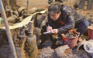 1000多年前一次地震让海昏侯墓免遭盗墓破坏