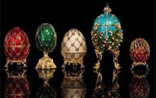 沙皇最爱的法贝热彩蛋 如今有了一座宫殿博物馆