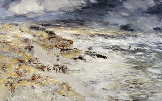 苏格兰国家美术馆迎来英国风景画家康斯太勃尔代表作