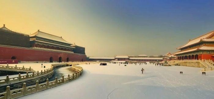 去故宫赏雪人气旺 被博物馆雪藏的艺术品肿么办