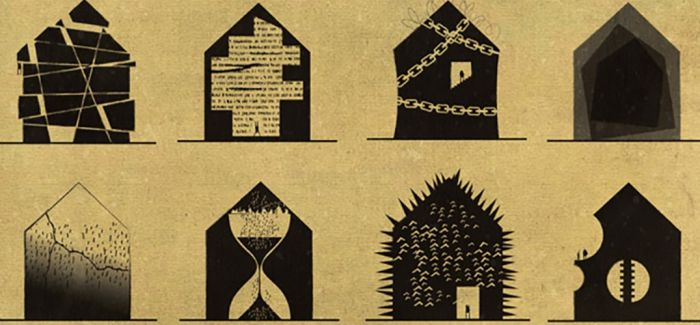 用建筑的形式来表现精神疾病