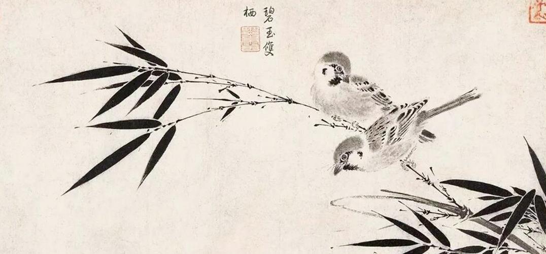 山手绘简画
