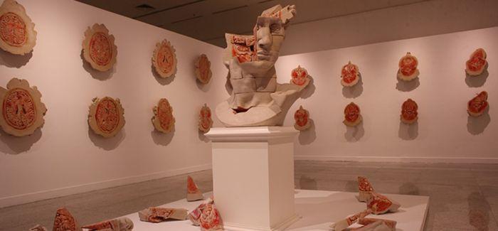 胆小慎点喔 重口味的古典雕塑被分尸