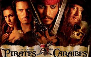 北影节将映四部《加勒比海盗》