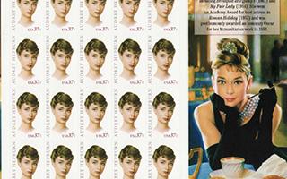 邮票上的好莱坞传奇