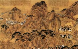 杨佴旻:中国画的发展关乎一种文明的进程