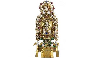 中世纪西欧的金匠和黄金制品