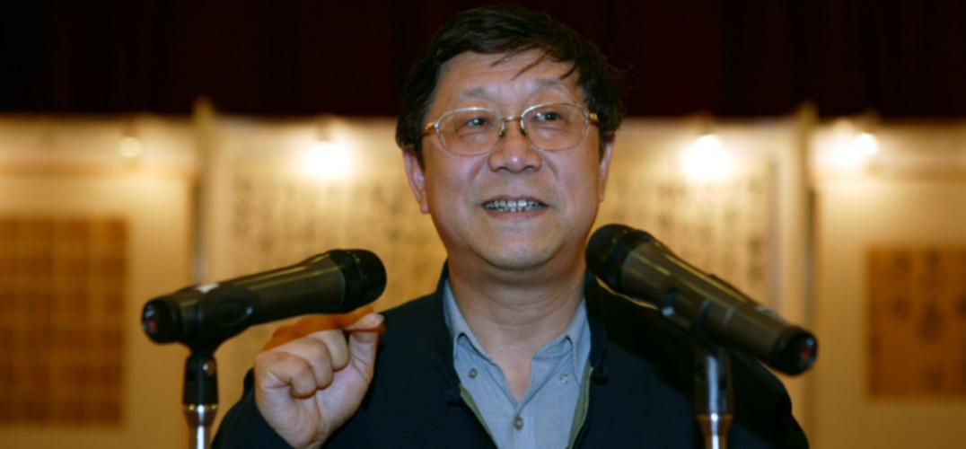 """在北京大学马克思主义学院做""""从毛泽东的领导艺术中汲取企业管理智慧""""讲座"""