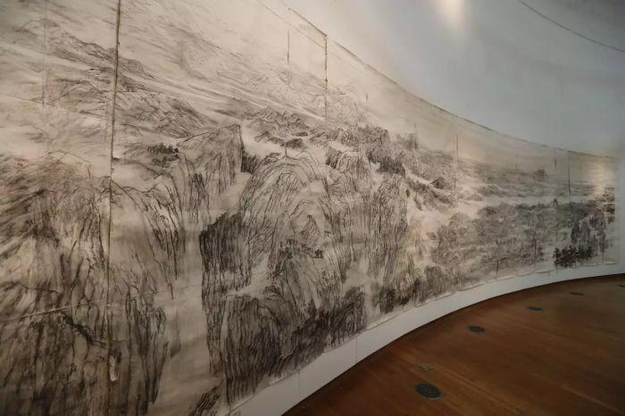 新闻联播出镜率最高的画手稿全部捐给中国美v手稿小学张家港图片