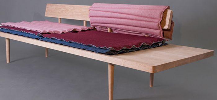 为挪威犯罪者设计的家具