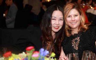 Grace Chen出席商业女性奥斯卡,展示时尚、商业双领域成就
