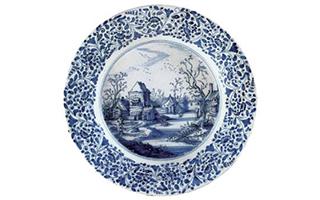 欧洲人从仿制入手开启了陶瓷中国风