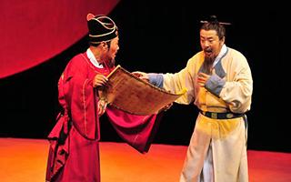 31台大戏致敬中国话剧110周年