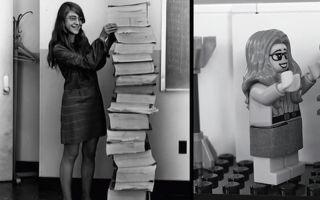 关键的少数女性!乐高隆重呈献 NASA 女性系列