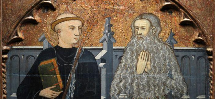 梅多斯博物馆收购一幅中世纪后期祭坛版画