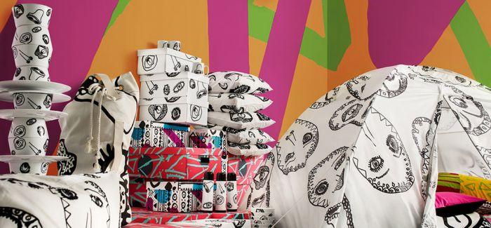 Kit Neale 和 IKEA 推出限量 SPRIDD 联名系列