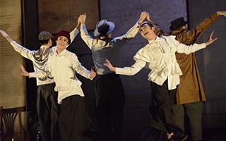 老舍话剧《二马》将登国家大剧院 全男班演绎