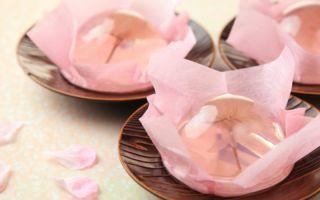 粉红天空的一期一会!品嚐樱花果冻的陶醉魅力
