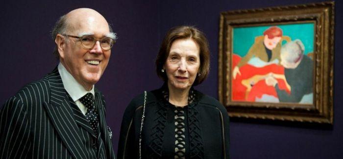 曾捐给巴黎奥赛博物馆估值25亿元藏品的海斯先生辞世