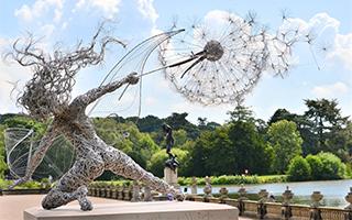 全球最震撼的40座雕像 你见过几个?