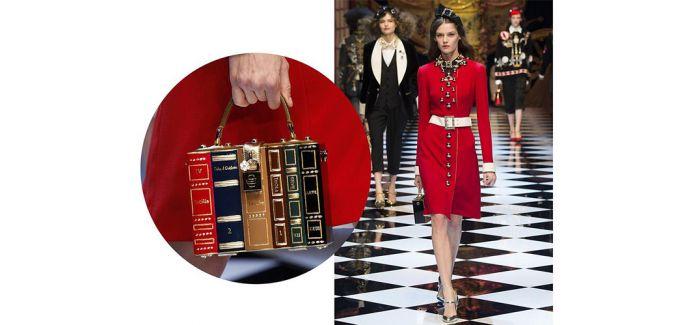 """一""""本""""Book Bag 让Gucci将时尚与文学齐握手中"""