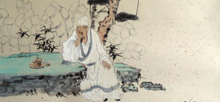 """高士已往矣 聊一聊中国画中的""""高士精神"""""""