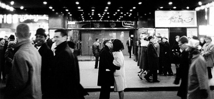 Joel Meyerowitz:街头的偶遇