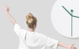 隐身的随身碟 会跳舞的时钟 瑞士设计师用产品说故事