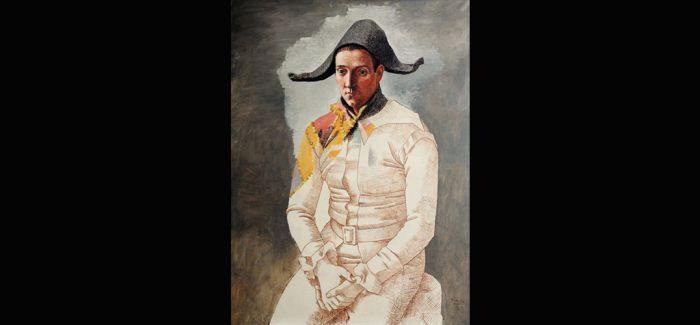 古典的缩影:毕加索《扮演小丑的萨尔瓦多》浅析