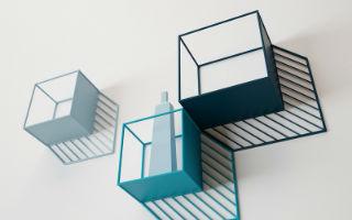点线面的巧妙运用:乌克兰设计师创作的趣味造型家具
