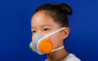 儿童清吸口罩 以一种俏皮的方式与孩子们相遇
