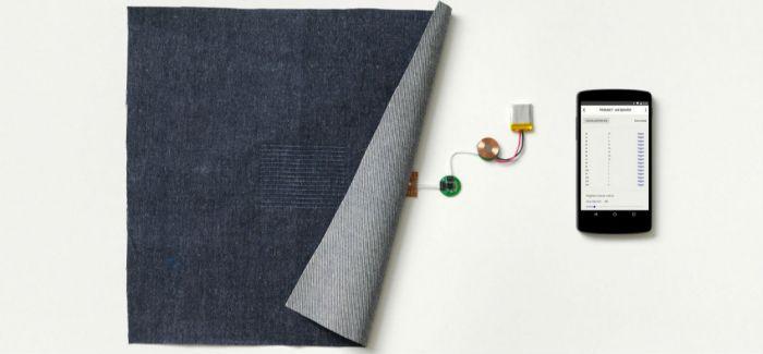 定价2400元 Google和Levi's联手打造的智能牛仔夹克