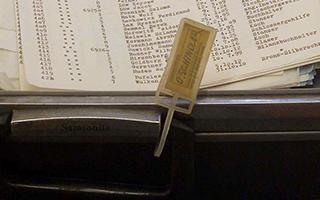 辛德勒的名单原件被拍卖 估计240万美元成交