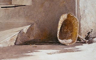 美国20世纪最著名的写实主义画家——怀斯