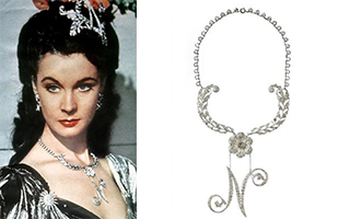 美珠宝店将拍卖藏品 好莱坞女星曾佩戴过