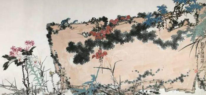 潘天寿诞辰120周年 重看他的沉雄奇崛何以形成