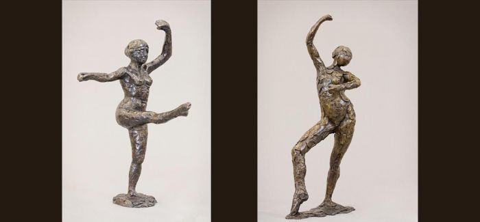 """""""迎风""""埃德加·德加72件原创雕塑作品中国首展"""