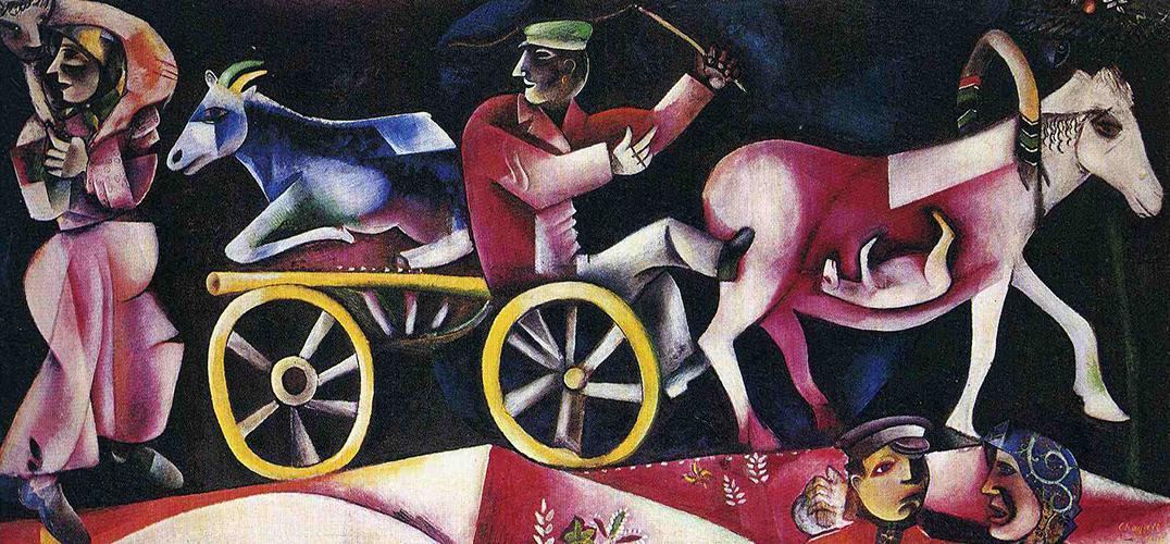 比楼市暴涨更惨的是巴黎画派的这几位画家!