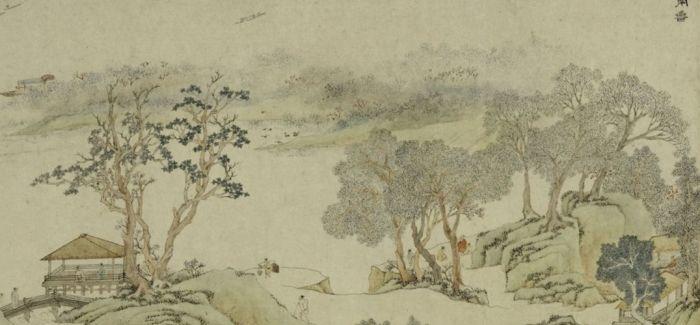 中法博物馆多件绿主题馆藏作品