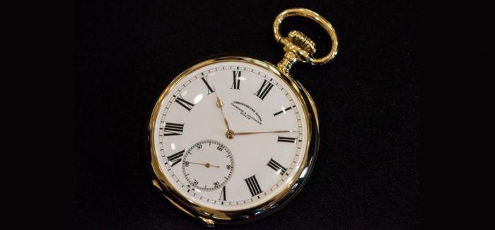 加拿大有位中国手表收藏家