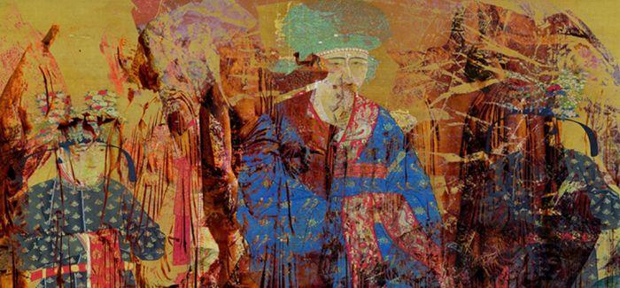 傅文俊两件数绘摄影作品由中国美术馆收藏