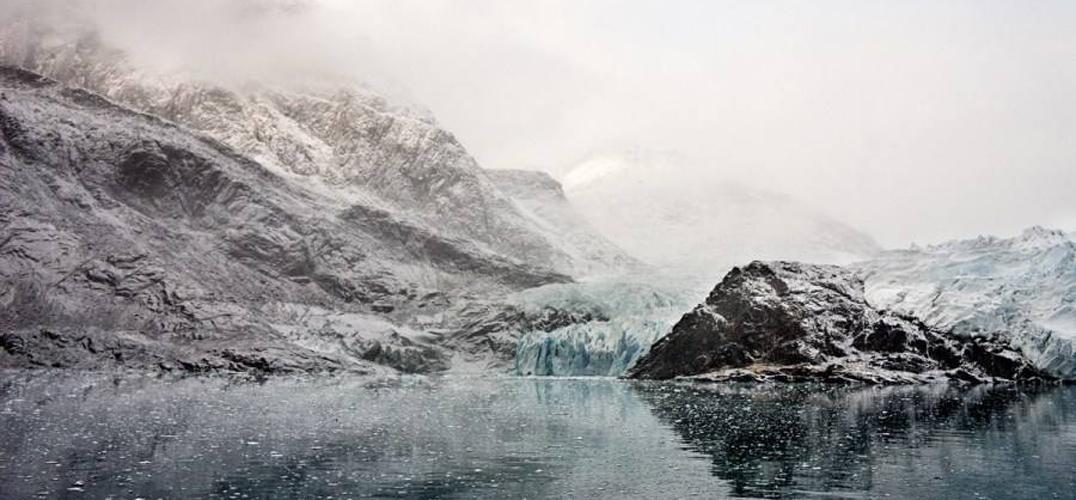 Christian Aslund:用照片展示气候对极地地区的影响