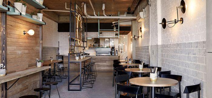 悉尼邦戴海滩一家倡导健康饮食的餐厅 Preach Café