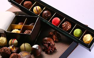 巧克力 有故事的食物