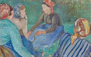 佳士得巴黎三场重要印象派及现代艺术拍卖