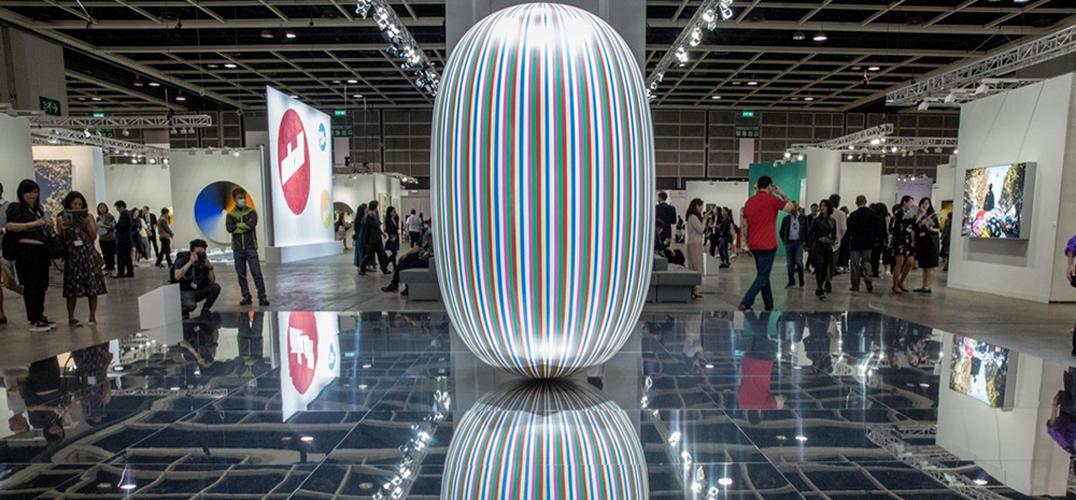 亚洲最大的艺博会 2017香港巴塞尔艺术展