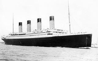 20年内泰坦尼克号残骸将消失 英一公司出奇招